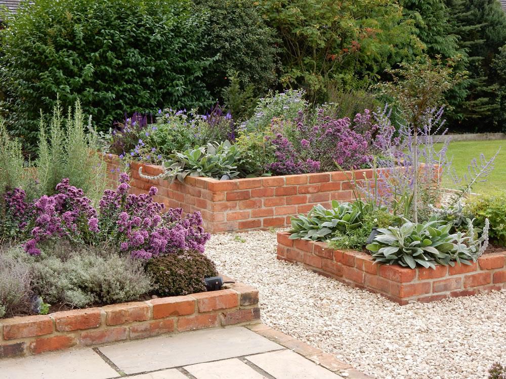 Georgian house garden design garden designer derbyshire for Garden design derbyshire