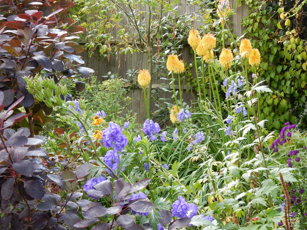 Seasonal garden planting designs garden planting services for Planting a garden