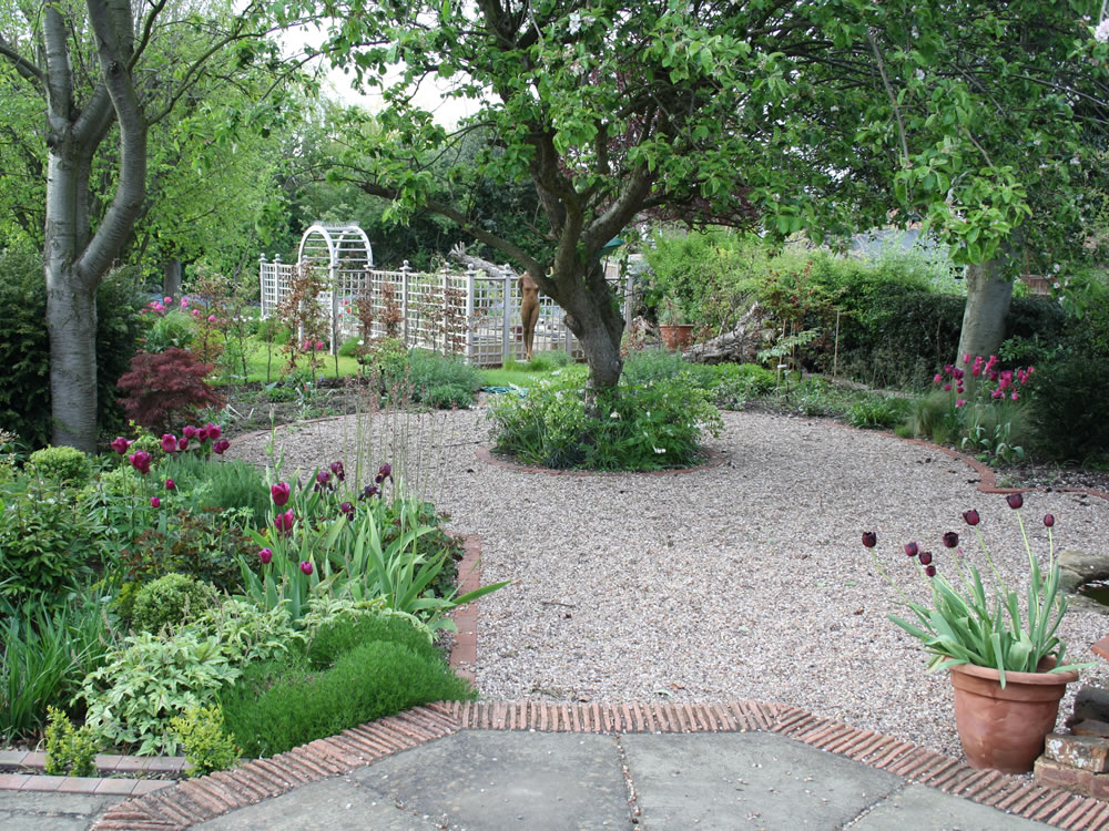 Seasonal garden planting designs garden planting services for Planting a garden