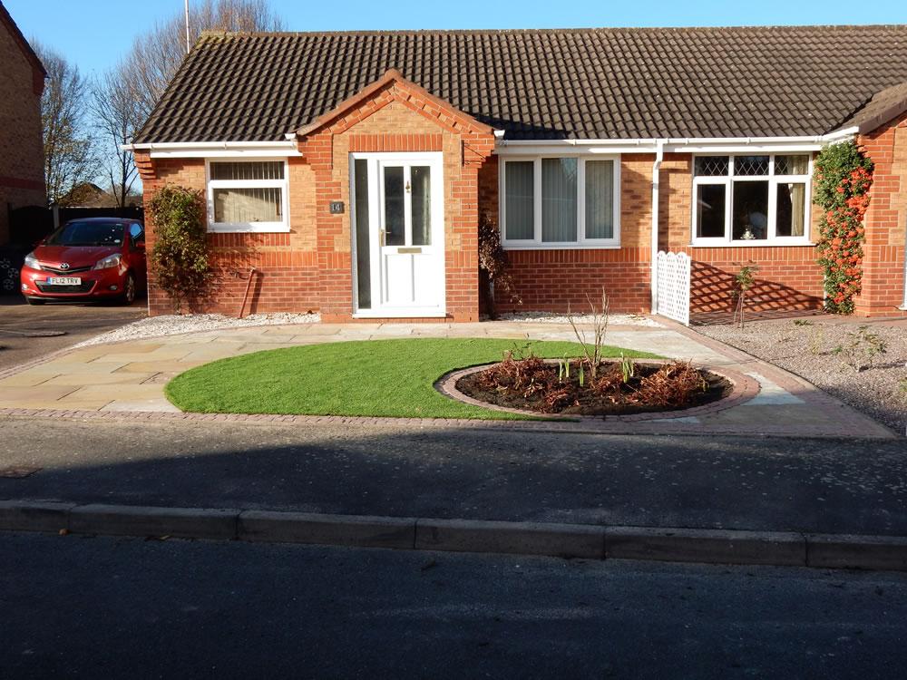 Low maintenance Garden Designs Garden Design Nottinghamshire