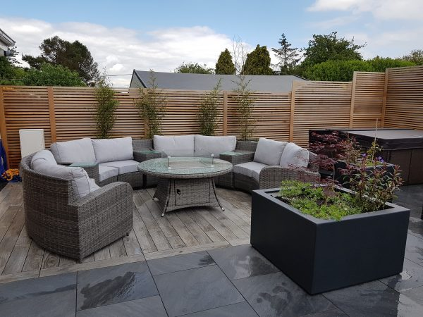 A Low Maintenance Garden For A Busy Family